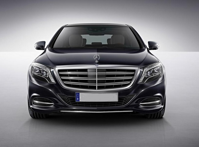 Mercedes Maybach S600 Guard Price in India, Features and Specifications