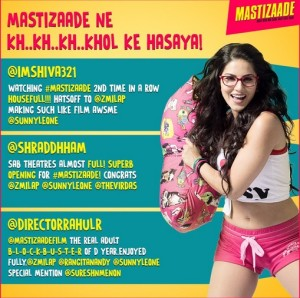 mastizaade box office collection report