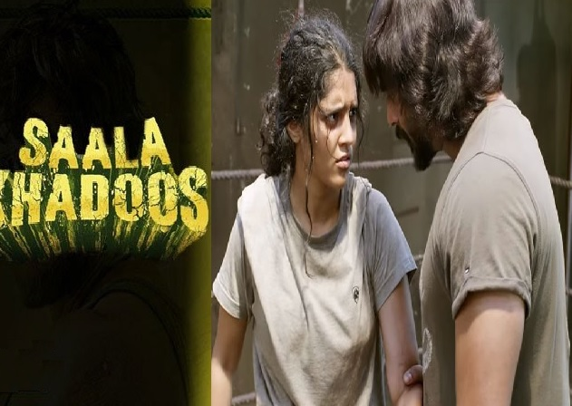 saala khadoos friday box office collection