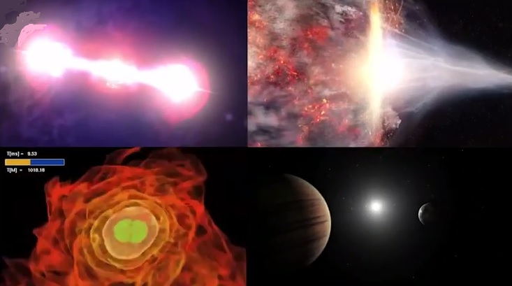 gravational waves discovery open window for sapce study of black holes