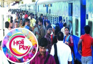 Indian Railway announced List of Special trains for Holi