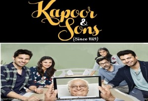 Kapoor and Sons (Since 1921) Movie Review, Box Office Collection