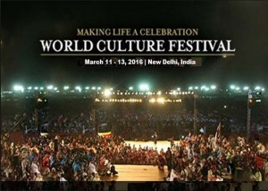 Sri Sri Ravi Shankar will pay 25 lakhs now, rest in 3 weeks, NGT gave permission for world culture festival