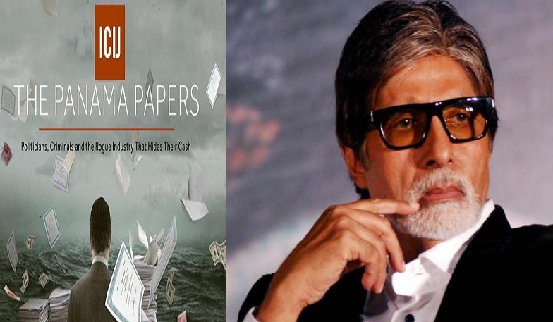 Amitabh Bachchan thanked Fans for support in Panama Paper Leaks