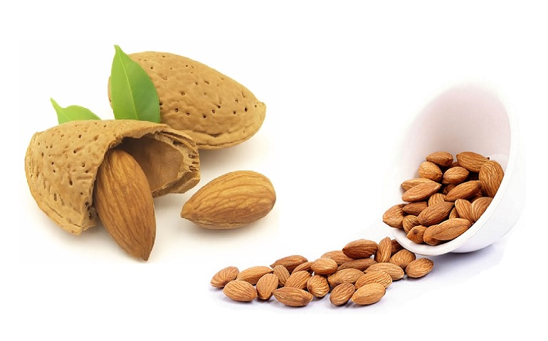 Eat Almond daily to avoid Weakness, Digestion and High BP