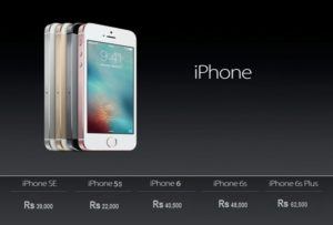 iPhone Prices increased by 29%, Apple hopes price hike will boost iPhone SE Sale