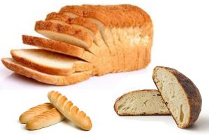Bread contains Potassium Bromate which can cause cancer
