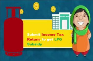 Government to change LPG norms, submit IT return to claim LPG Subsidy