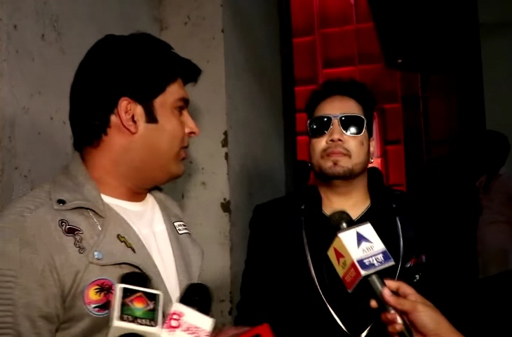 Kapil Krishna Controversy Colors asked Mika Singh to Leave 'Comedy nights Live'