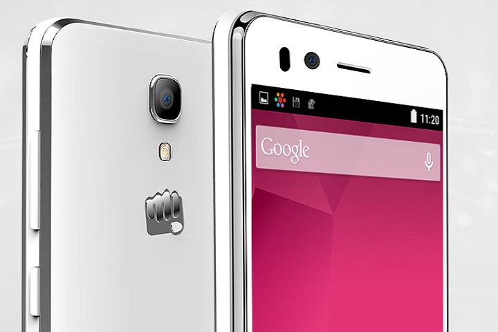Micromax Bolt Selfie launched, Priced at Rs 4999, Features 5 MP Front & Rear Camera