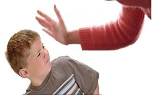 Smacking kids behind the head could affect mental health of children