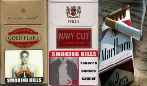 Supreme Court enforce 85% graphical Tobacco Health Warnings on Tobacco Products