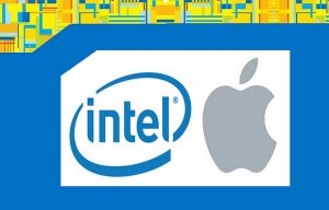 Apple offer iphone with Intel modem chip