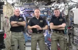 Facebook Zuckerberg spoke to Astronauts via live chat