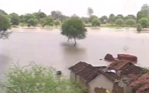 4 million people affected by floods in Bihar