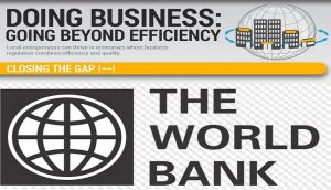 world doing business report 2017