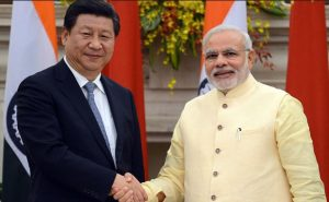 India and China agree to maintain high-level exchanges