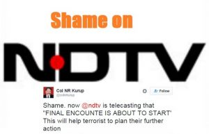ndtv ban for a day