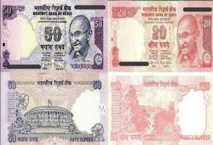 Rs 50 and 20 new notes to be issued soon