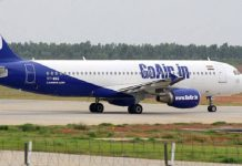 goair fare price