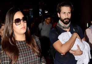 shahid kapoor daughter
