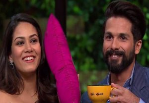 mira shahid koffee with karan