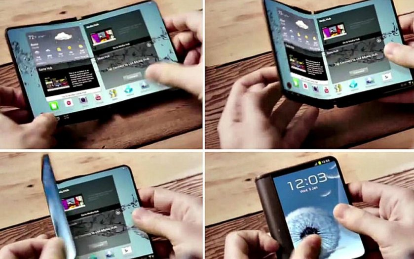 foldable smartphones