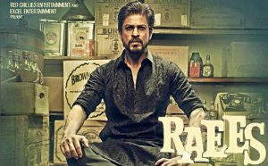 raees first day box office collection