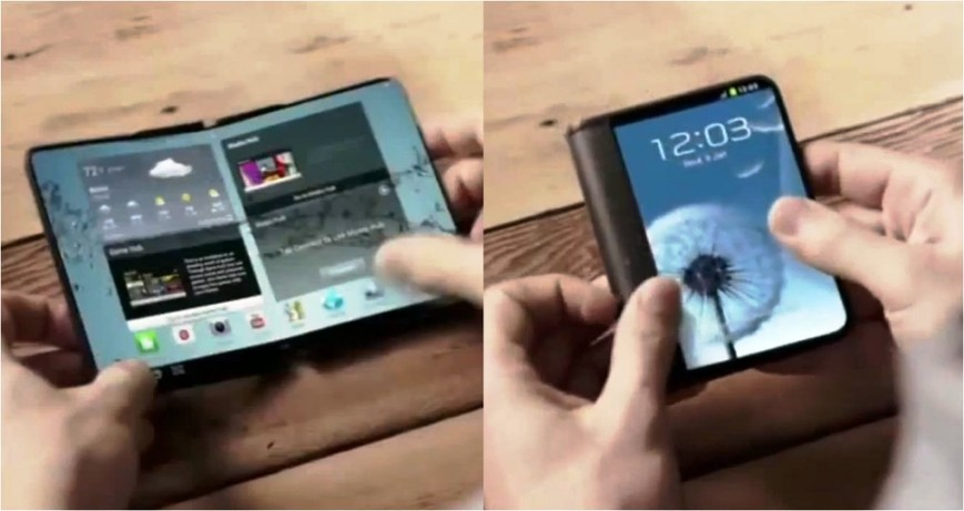 samsung foldable gadgets