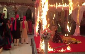 beyhadh fire on set