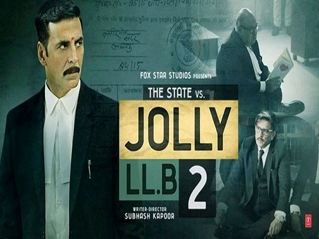 jolly llb 2 box office collection second tuesday