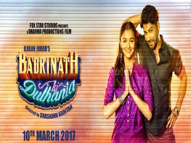 badrinath ki dulhania collection