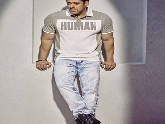 salman khan being human