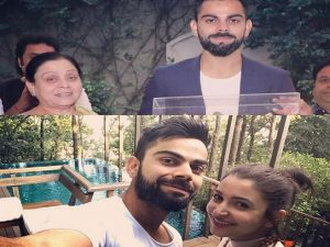 virat kohli anushka sharma women's day