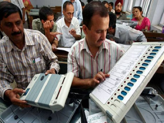 aam aadmi party election commission evm challenge