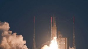 India's communications satellite GSAT-17