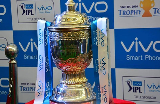 Vivo bagged IPL 2018 title sponsorship