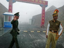 india china border dispute over doklam area