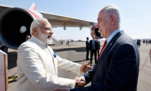 india israel relation
