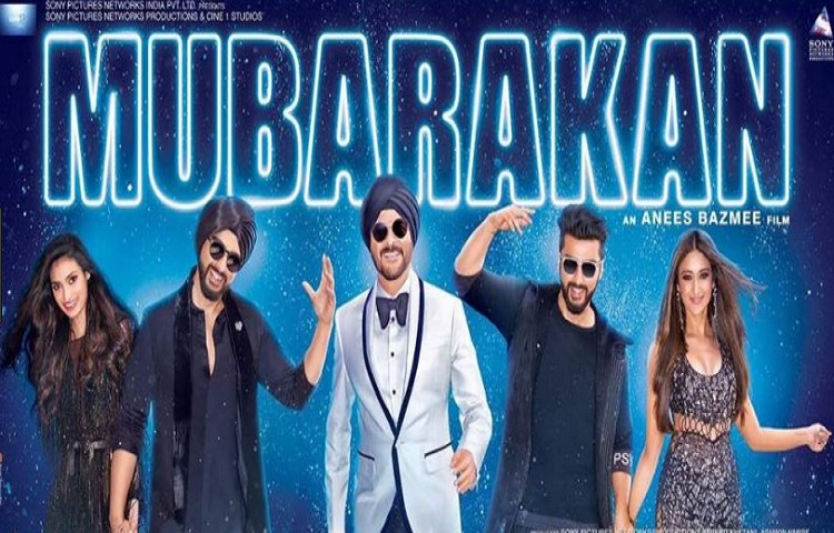 mubarakan first day first show box office collection
