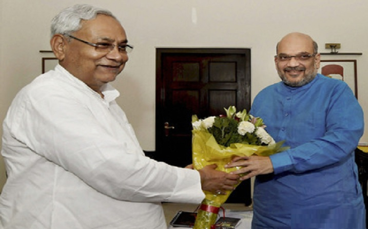 Nitish faction removes Sharad as party head in RS