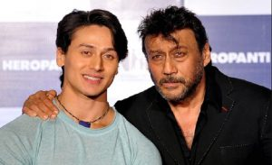 tiger shroff name change from Jai hemant shroff