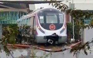 driverless metro train trial fail