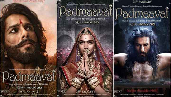 Padmavat to stay off Gujarat screens
